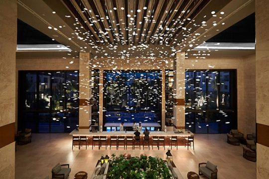 Lopesan Hotel Lobby